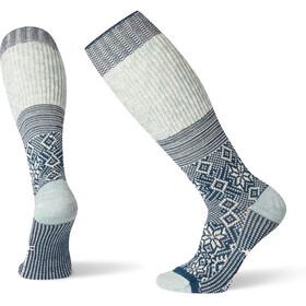 Smartwool Snowflake Flurry Socks Women deep marlin